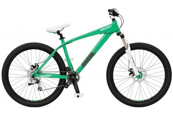 Экстремальный велосипед Giant Brass 1 (2010)