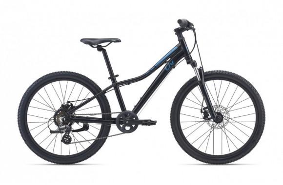 Велосипед Giant Enchant 24 Disc (2021) черный Один размер