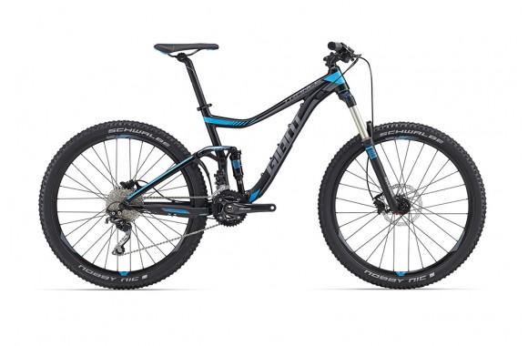 Горный велосипед  велосипед Giant Trance 27.5 3 (2016)