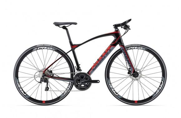 Шоссейный велосипед  велосипед Giant FastRoad CoMax 1 (2016)