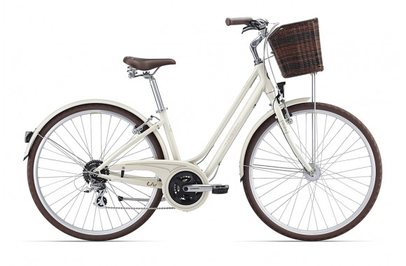 Женский велосипед Giant Flourish 2 (2016)