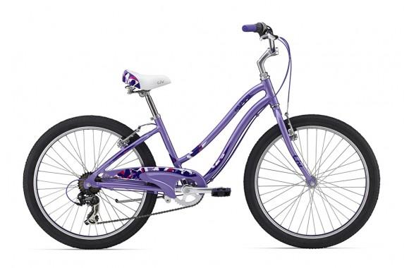 Подростковый велосипед  велосипед Giant Gloss 24 (2016)