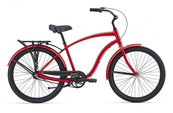 Женский велосипед  велосипед Giant Simple Three (2016)