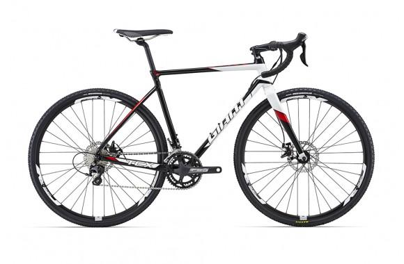 Шоссейный велосипед  велосипед Giant TCX SLR 2 (2016)