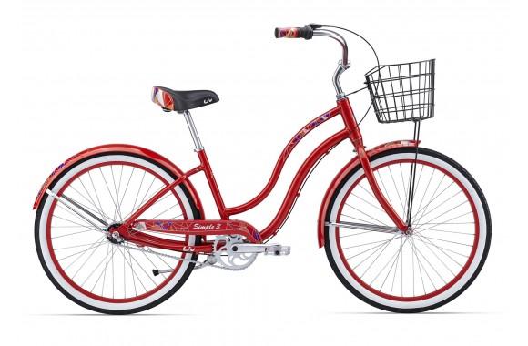 Женский велосипед  велосипед Giant Simple Three W (2016)