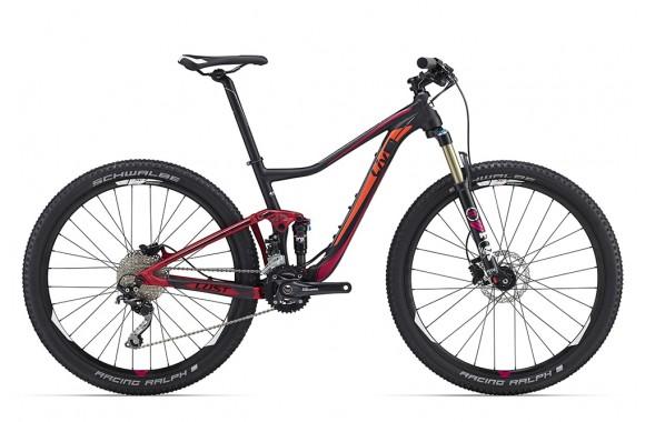 Двухподвесный велосипед Giant Lust 2 (2016)