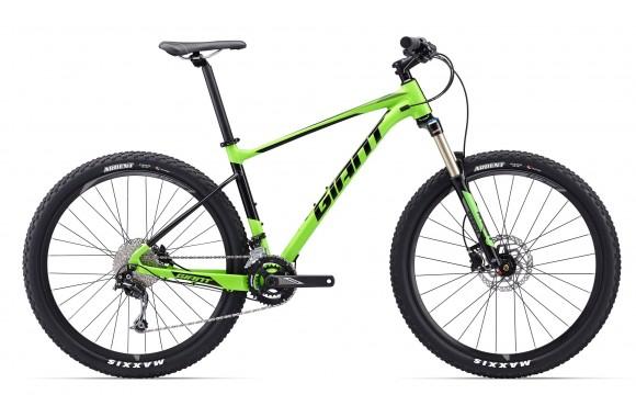 Экстремальный велосипед Giant Fathom 2