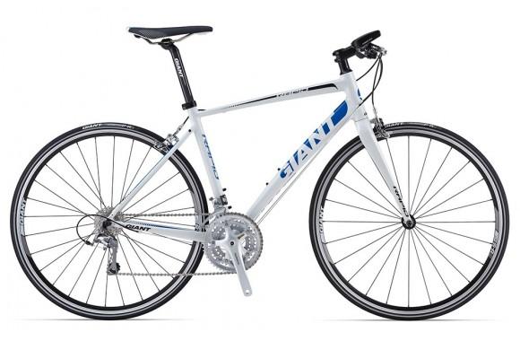 Шоссейный велосипед  велосипед Giant Rapid 2 triple (2015)