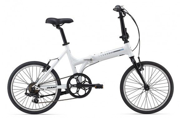 Складной велосипед  велосипед Giant ExpressWay 2 (2015)