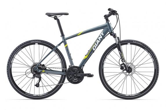 Городской велосипед  велосипед Giant Roam 2 Disc (2016)