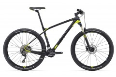 Горный велосипед Giant XtC Advanced 27.5 3 (2016)