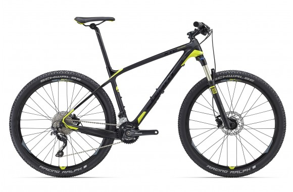 Горный велосипед  велосипед Giant XtC Advanced 27.5 3 (2016)