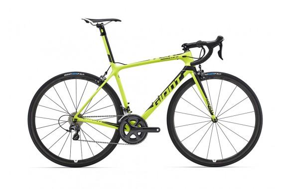 Шоссейный велосипед Giant TCR Advanced SL 2 (2016)