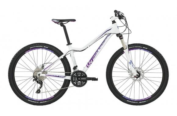 Женский велосипед  велосипед Giant Tempt 2 LTD (2016)