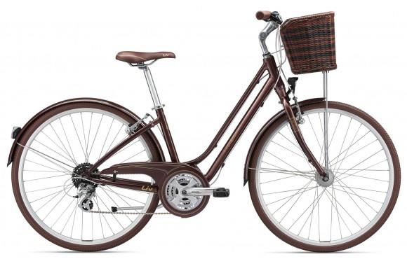Женский велосипед Giant Flourish 2 (2018)