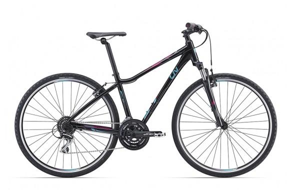 Женский велосипед  велосипед Giant Rove 3 DD (2016)