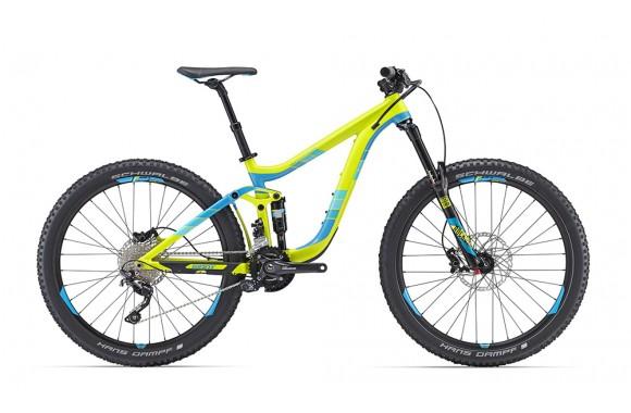 Экстремальный велосипед  велосипед Giant Reign 27.5 2 (2016)