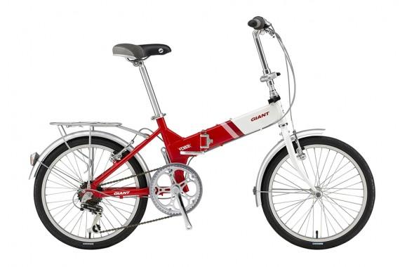 Складной велосипед  велосипед Giant FD806 (2016)