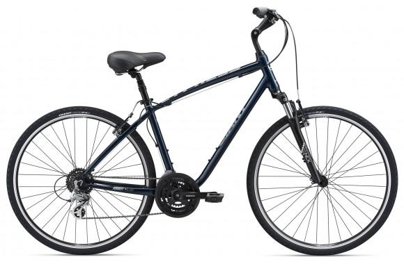 Городской велосипед Giant Cypress DX (2018)