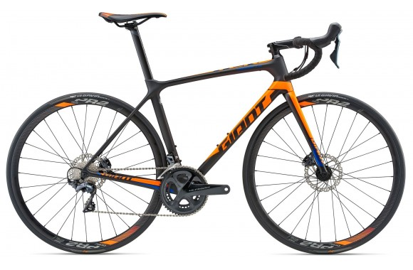Велосипед Giant TCR Advanced 1 Disc (2018)