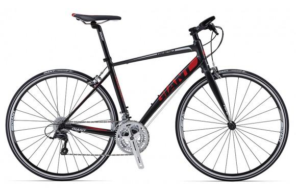 Шоссейный велосипед  велосипед Giant Rapid 3 triple (2015)