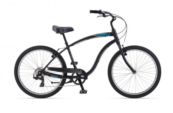 Комфортный велосипед  велосипед Giant Simple Seven (2014)