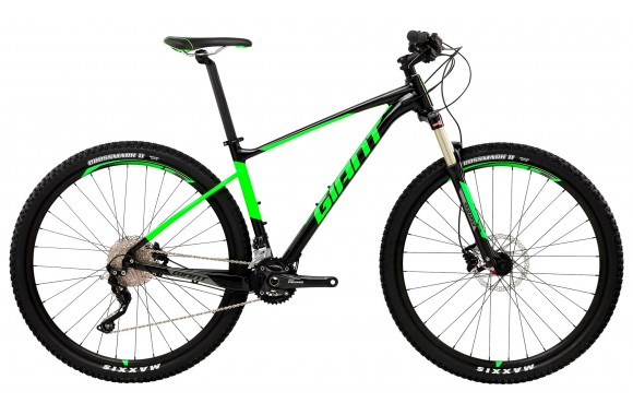 Горный велосипед Giant Fathom 29er 2 LTD