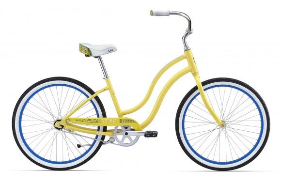 Женский велосипед Giant Simple Single W (2016)