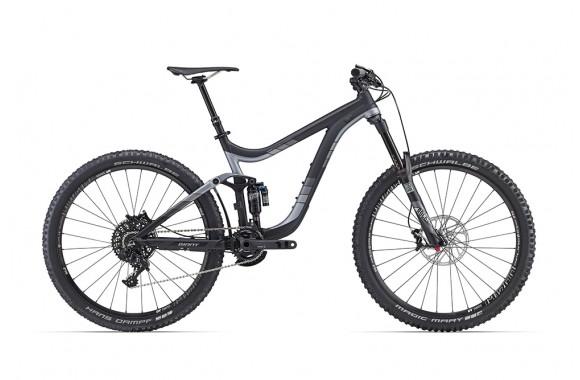 Экстремальный велосипед  велосипед Giant Reign 27.5 1 (2016)