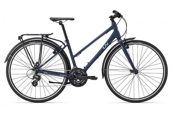 Женский велосипед  велосипед Giant Alight 2 City (2015)