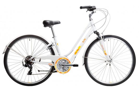 Женский велосипед Giant Flourish FS 3 (2018)