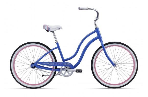 Женский велосипед  велосипед Giant Simple Single W (2016)
