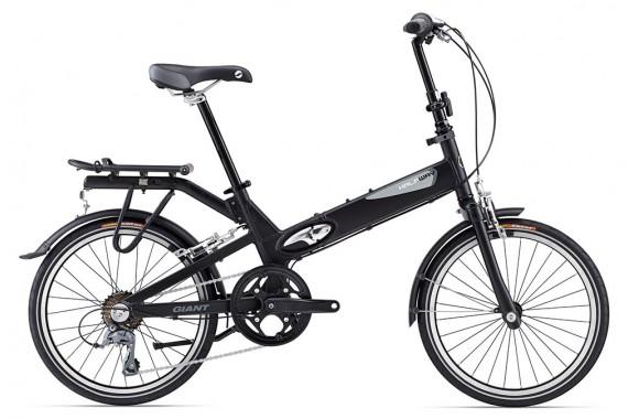 Городской велосипед Giant Halfway City (2015)
