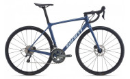 Шоссейный велосипед Giant TCR Advanced 3 Disc (2021) синий ML