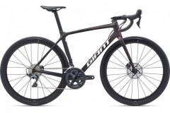Шоссейный велосипед Giant TCR Advanced Pro 1 Disc (2021) темно-фиолетовый L